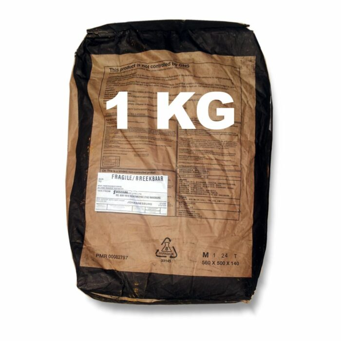 1 Kilogram 1 Kilogram Yellow Oxide for mixing into concrete or cement Oxide for mixing into concrete or cement