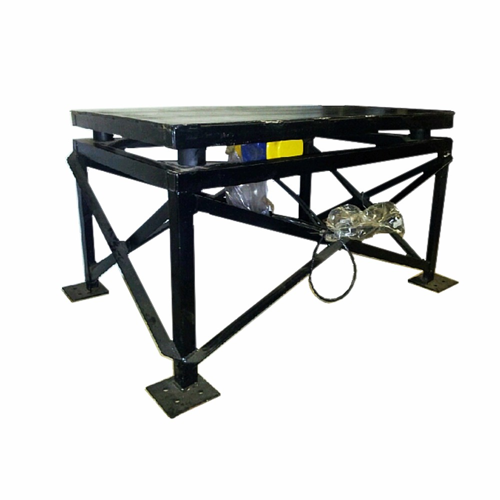 Vibrating Table used for Concrete Product manufacturing