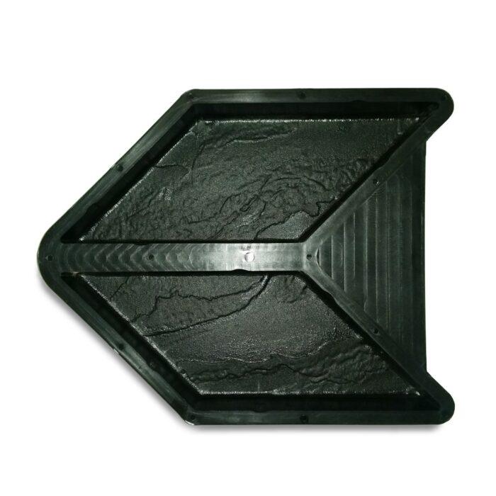 3D Effect Slate Finish Paver Brick Mould