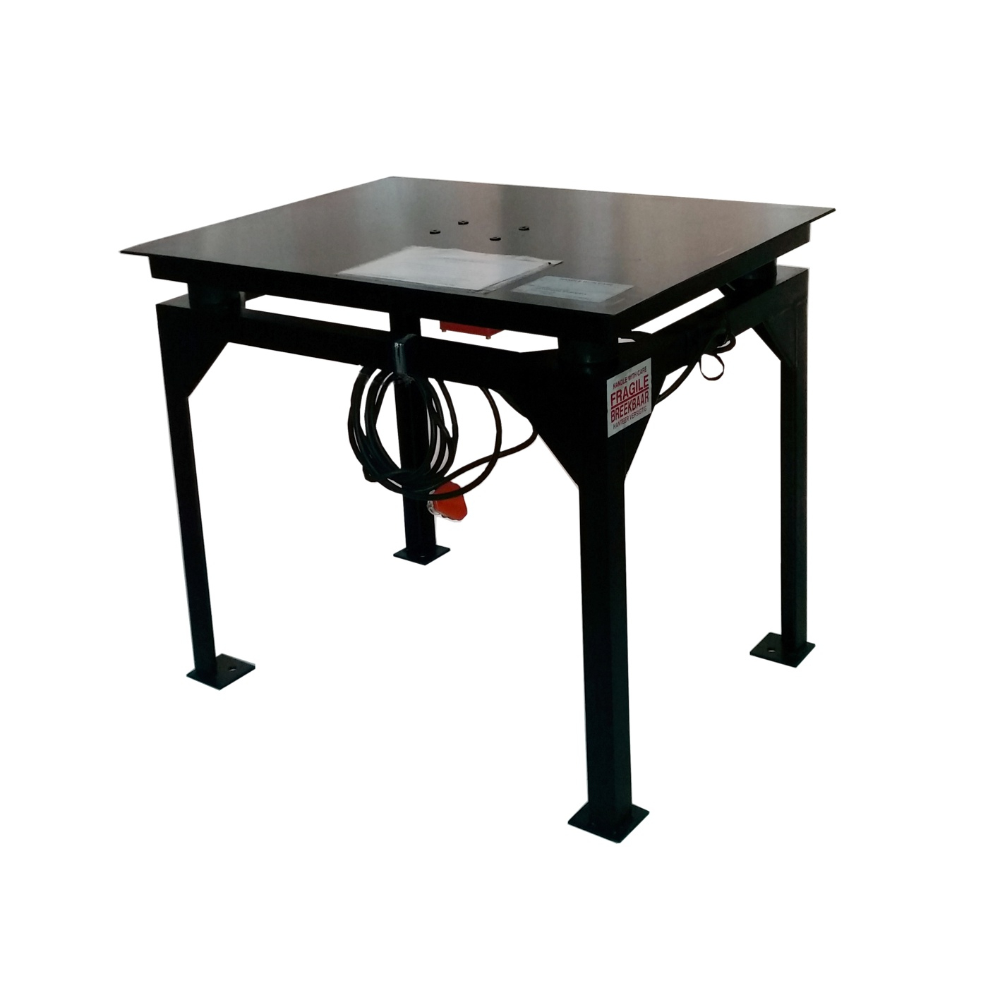 Vibrating Vibration Table used for Concrete Product manufacturing